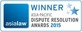 Asialaw Dispute Resolution Awards 2015